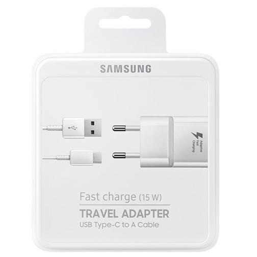 Chargeur Secteur Rapide Samsung 2a Usb C Orange Prix