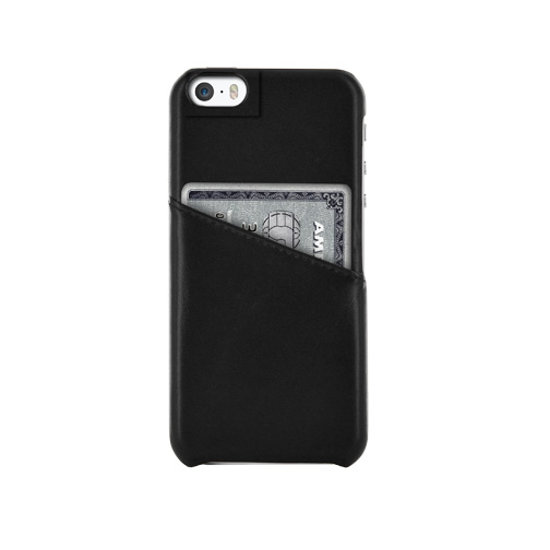 coque cuir iphone 5