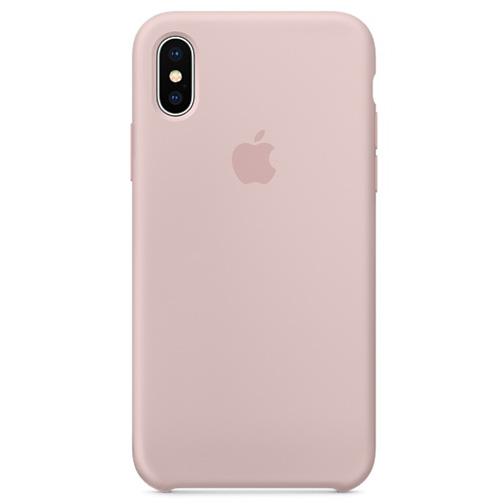 Coque En Silicone Iphone  Rose Des Sables