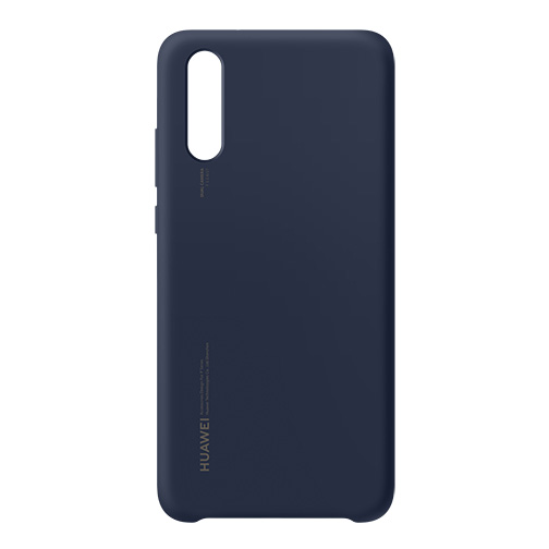 look for exquisite style detailing Coque Silicone Huaweï P20 Bleue