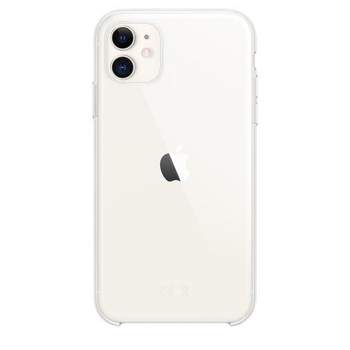 Coque transparente Apple iPhone 11