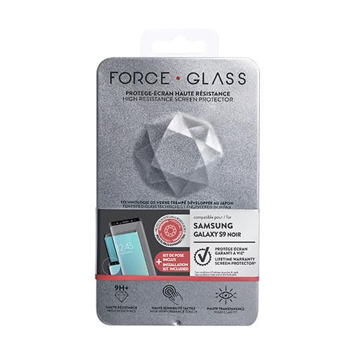 Film en verre trempé Force Glass pour Samsung S9 - Prix, Avis - Orange 769ce1d78170