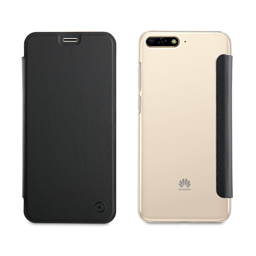 coque clapet huawei y6 2018