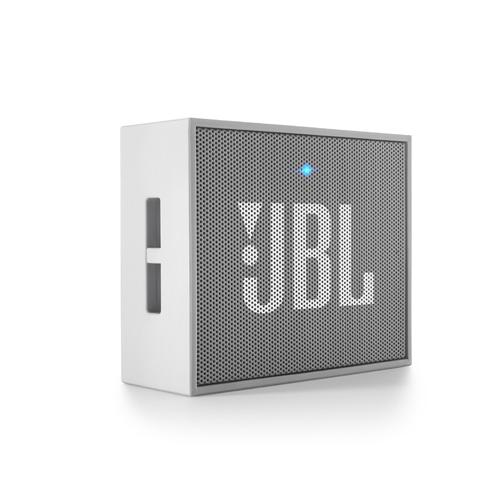 Mini enceinte bluetooth jbl go gris argent orange for Enceinte wifi exterieur