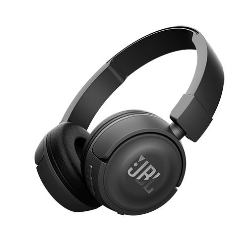 Casque JBL Bluetooth T450 noir