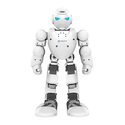 ubtech alpha 1s robot humano de prix et caract ristiques orange. Black Bedroom Furniture Sets. Home Design Ideas