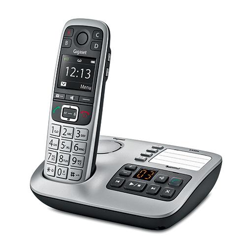 gigaset e560 t l phone fixe solo avec r pondeur avis et. Black Bedroom Furniture Sets. Home Design Ideas