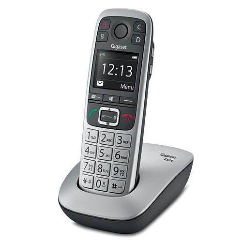 gigaset e560 t l phone fixe solo avis et prix orange. Black Bedroom Furniture Sets. Home Design Ideas