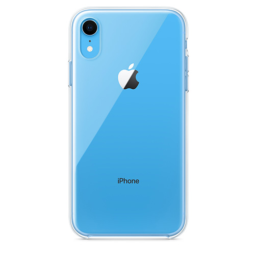 coque iphone xr silicone double