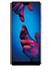 Huawei P20 violet - vue 1
