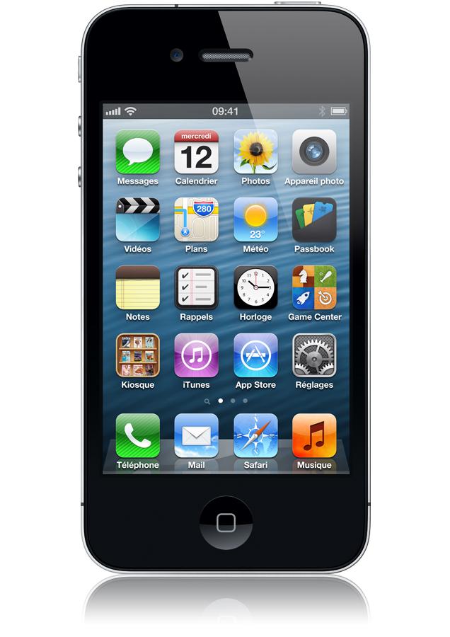 prix des iphone 4