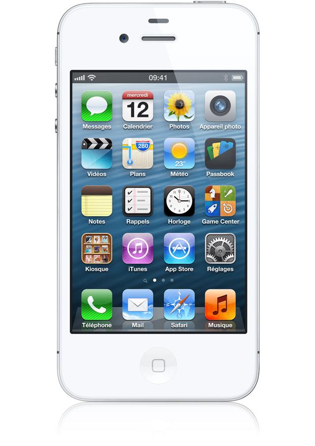 Le Prix D Un Iphone 5
