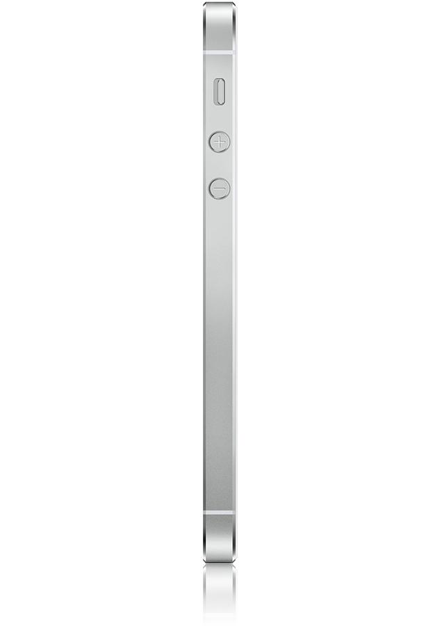 iphone 5 16go reconditionn blanc ardoise ios6 cran. Black Bedroom Furniture Sets. Home Design Ideas