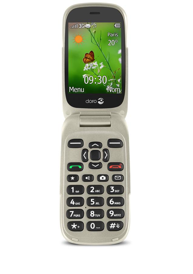 Doro 6530 - Avis, prix et caractéristiques 623be2abaccd