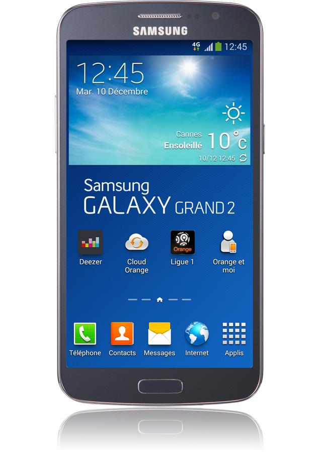 Samsung Galaxy Grand 2-smartphone 4G-gps-apn 8 mpxls-Orange 356de5cb534f