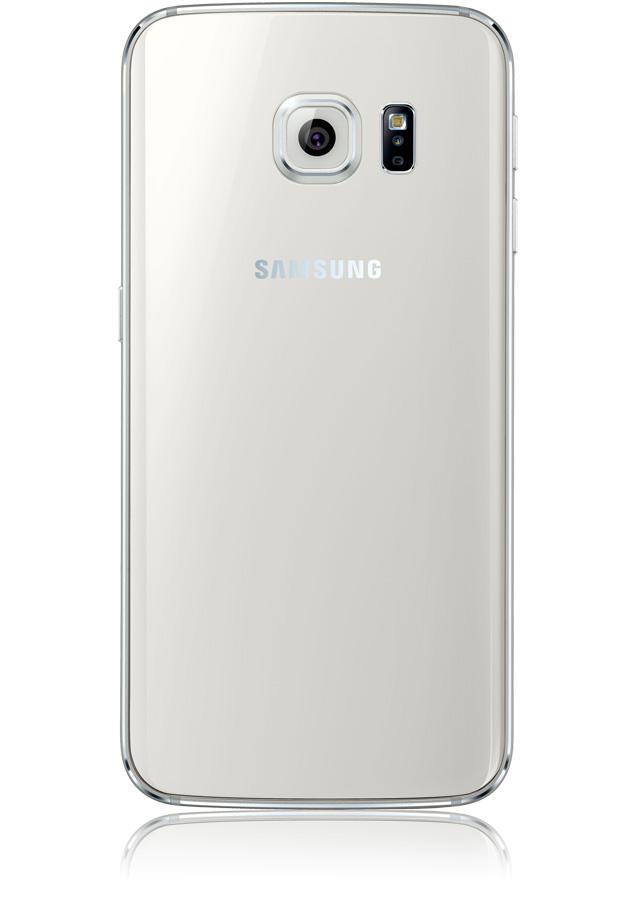 Samsung Galaxy S6 edge blanc-smartphone 4G+-apn 16 mpxls-écran 5,1 ... 1899a68fa155