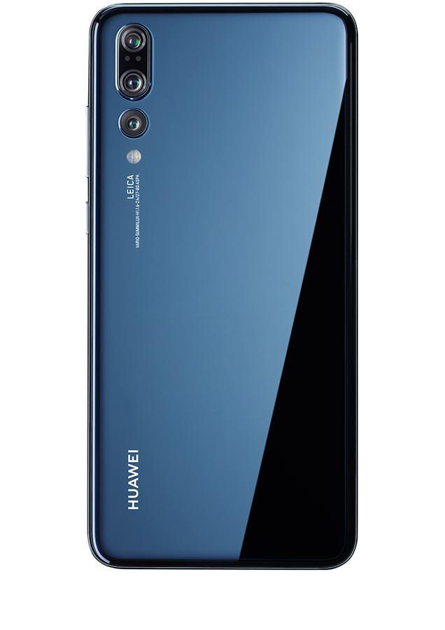 Carte Bancaire Huawei.Je Viens De Voir Le P20 Pro Bleu Dual Sim Sur Sosh Fr