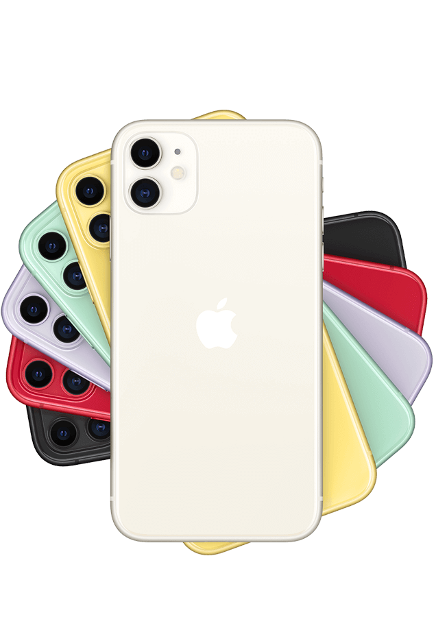 iPhone 11 Blanc 64 Go