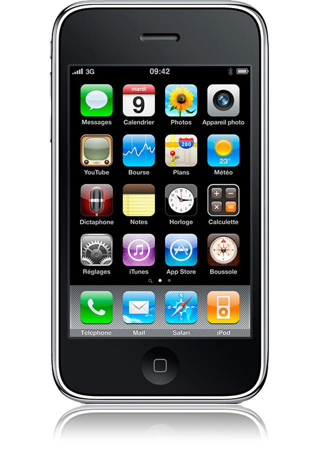 Iphone Gs Reconditionne