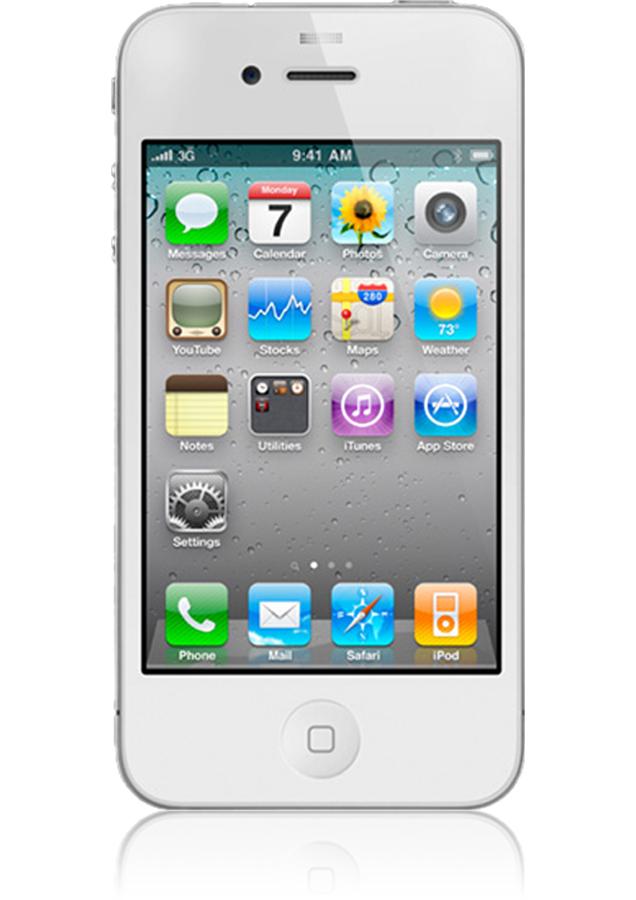 iphone 4 16go blanc occasion ios 5 apn 5 mxpls. Black Bedroom Furniture Sets. Home Design Ideas