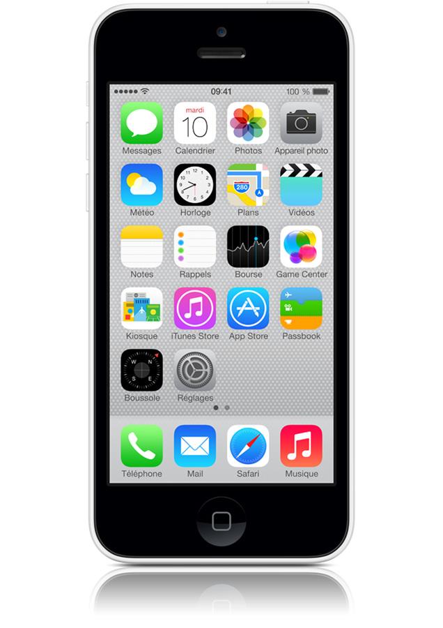 Iphone 5 Avec Forfait Orange