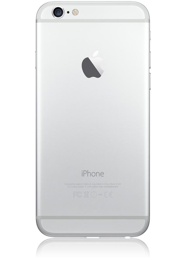 apple iphone 6 argent 16go reconditionn 4g puce a8 m8. Black Bedroom Furniture Sets. Home Design Ideas