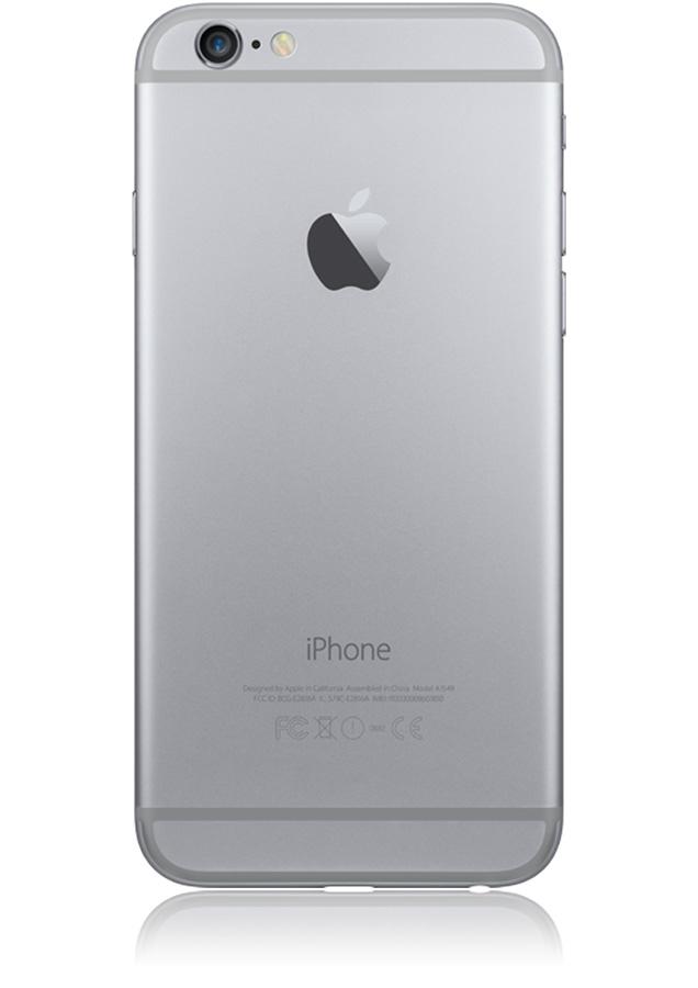 iPhone 6 32Go Gris sidéral - avis, prix avec forfait, caractéristiques ae000d403e46