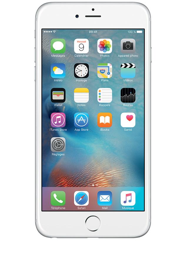 iphone 6 avec forfait
