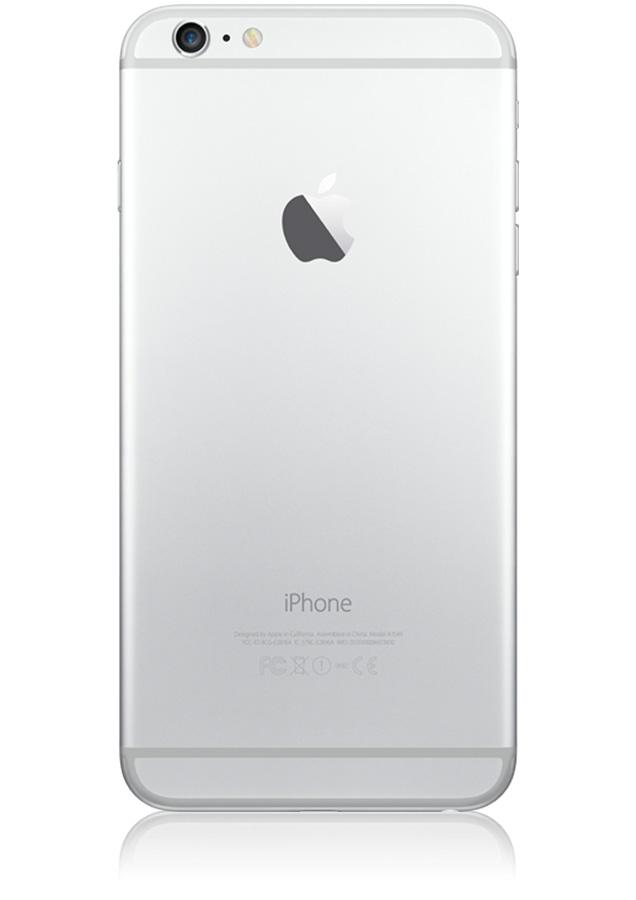 apple iphone 6 plus argent 16go avis prix avec forfait caract ristiques. Black Bedroom Furniture Sets. Home Design Ideas