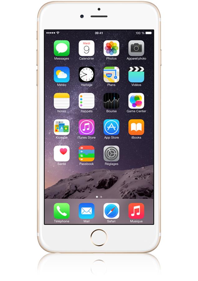 Iphone  Plus  Go Reconditionne