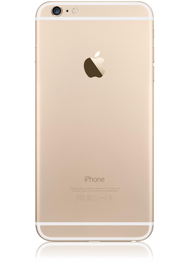 apple iphone 6 plus or 64go avis et prix avec forfait. Black Bedroom Furniture Sets. Home Design Ideas