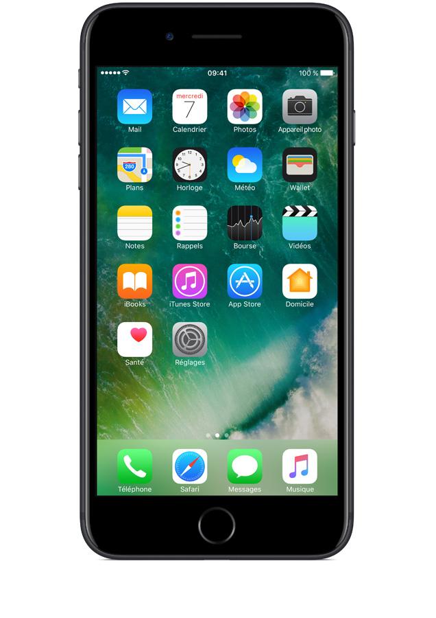 Iphone  Plus Prix Orange