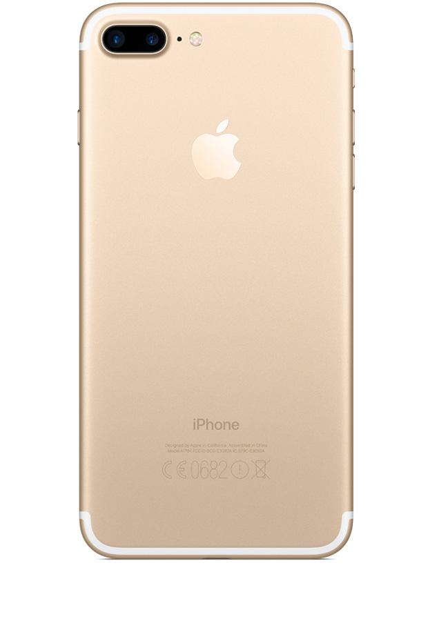 sortie iphone 7 orange
