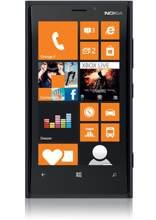 nokia lumia 920 noir windows phone 8 apn 8 7 m gapixels. Black Bedroom Furniture Sets. Home Design Ideas
