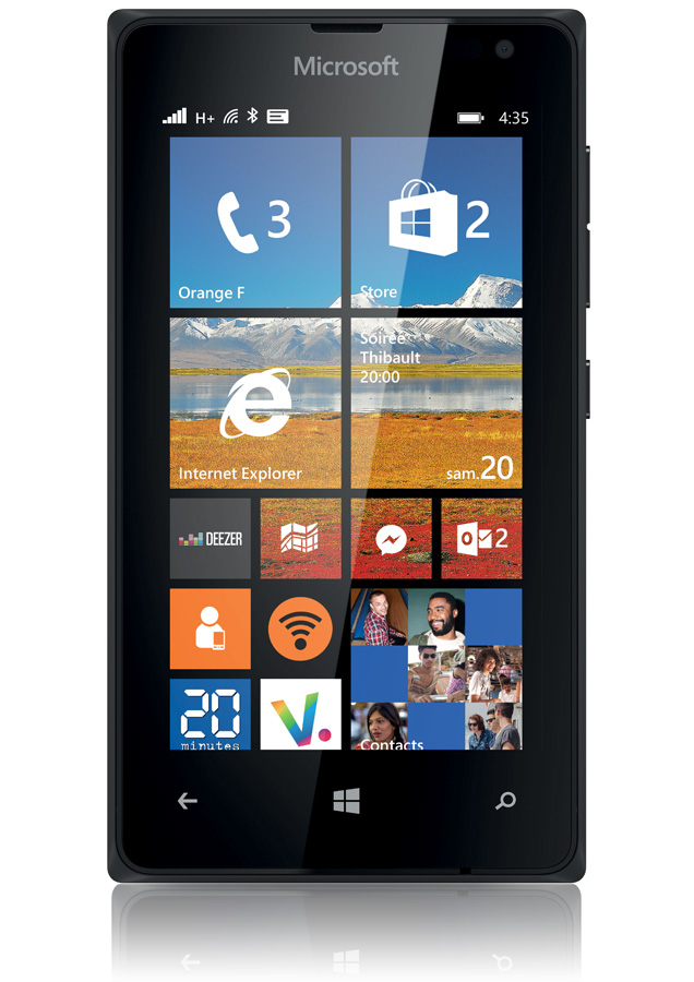 Microsoft Lumia 435 prix tunisie