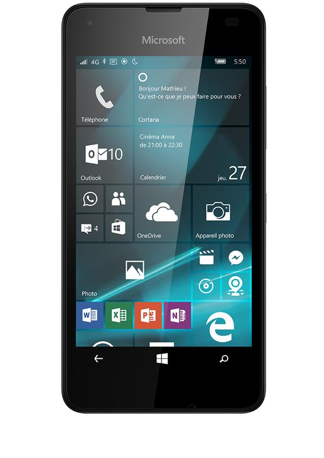 Microsoft Lumia 550 prix tunisie