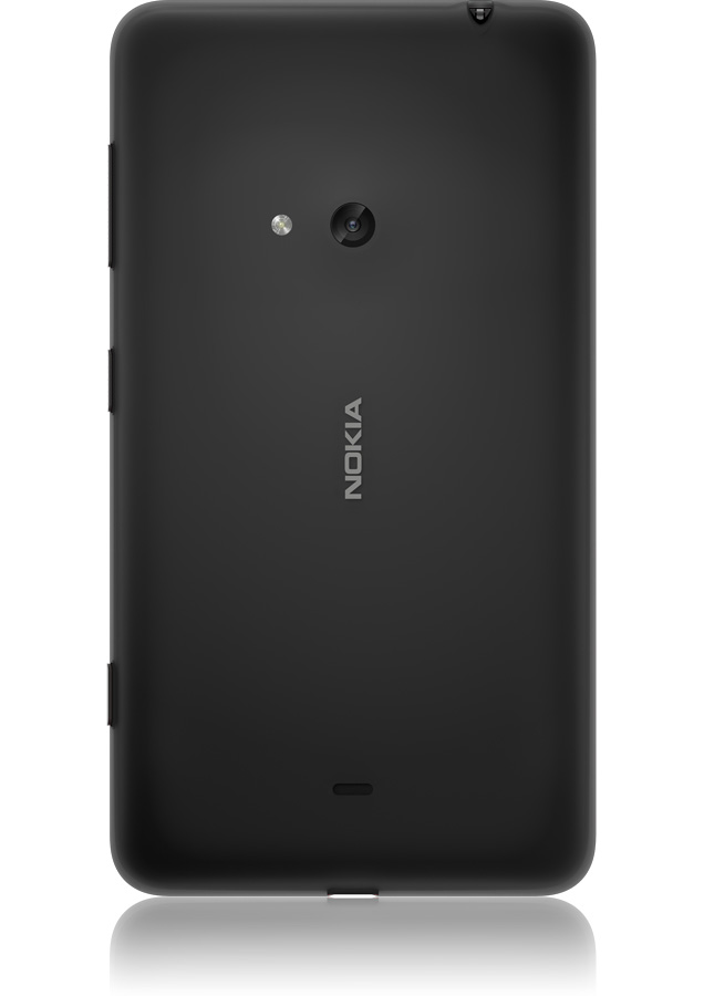 nokia lumia 625 noir reconditionn smartphone 4g cran de 4 7 windows phone 8 orange mobile. Black Bedroom Furniture Sets. Home Design Ideas