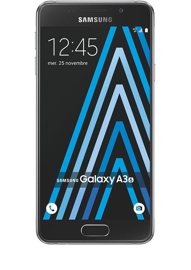 Samsung galaxy a3 2016 noir 4g avis prix et for Photo ecran galaxy a3