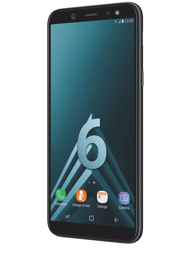 Samsung Galaxy A6 - Avis, prix et caractéristiques c52f02cc356