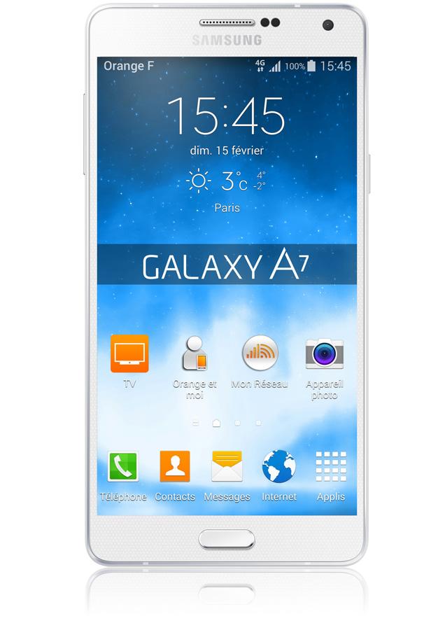 Samsung Galaxy A7 Prix et Fiche Technique – Lesmobiles Tunisie