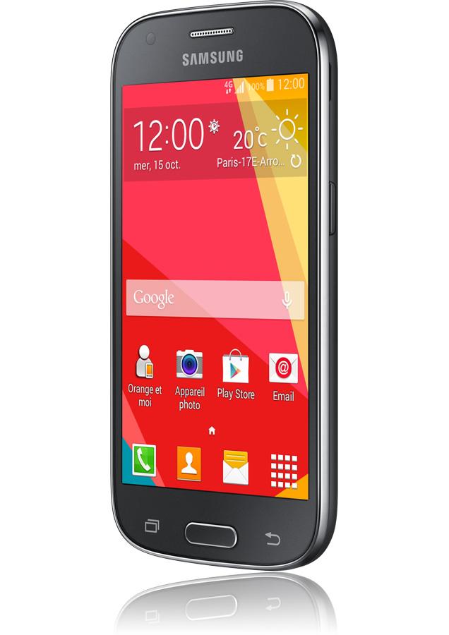 Samsung Galaxy Ace 4 Noir Mobile 4G Ecran 43 Appareil