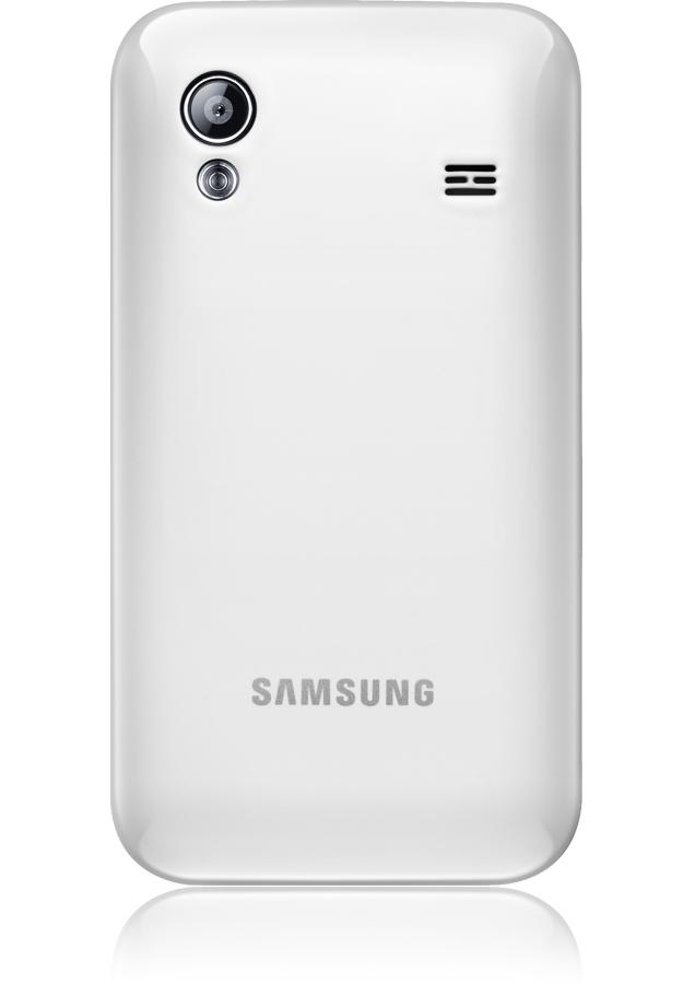 samsung galaxy ace blanc reconditionn android 2 2 ecran 8 9 cm orange mobile. Black Bedroom Furniture Sets. Home Design Ideas