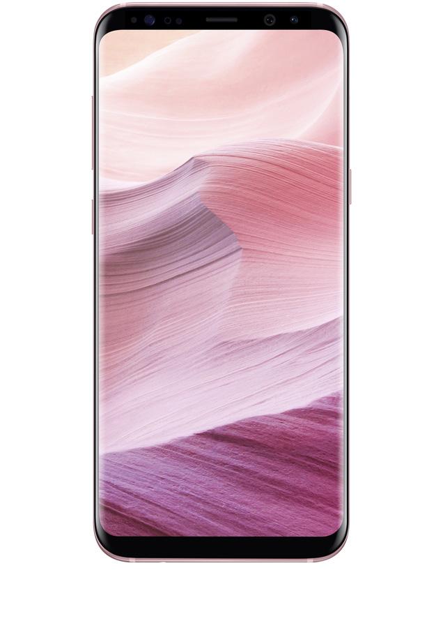 Nouveau Samsung Galaxy S8+ - Prix et caractéristiques - sosh.fr 0732747ec40a