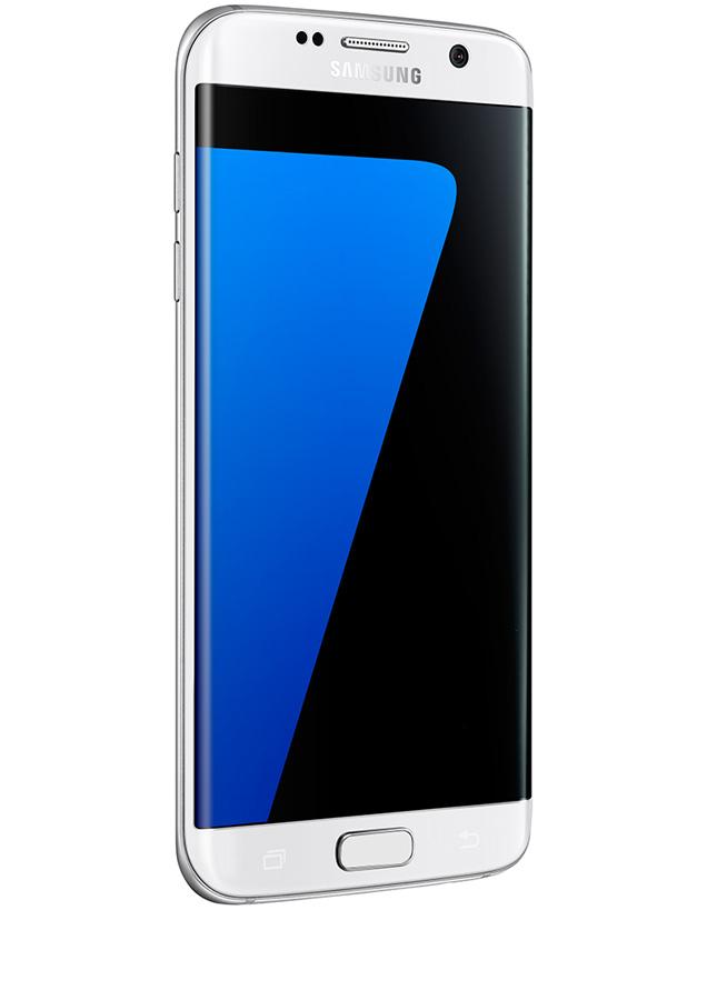 7904fd5c927c Samsung Galaxy S7 edge blanc - avis et prix avec forfait - sosh.fr