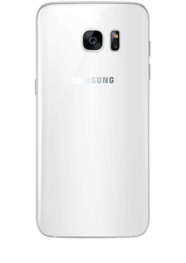 samsung galaxy s7 edge blanc - avis et prix avec forfait - orange.fr