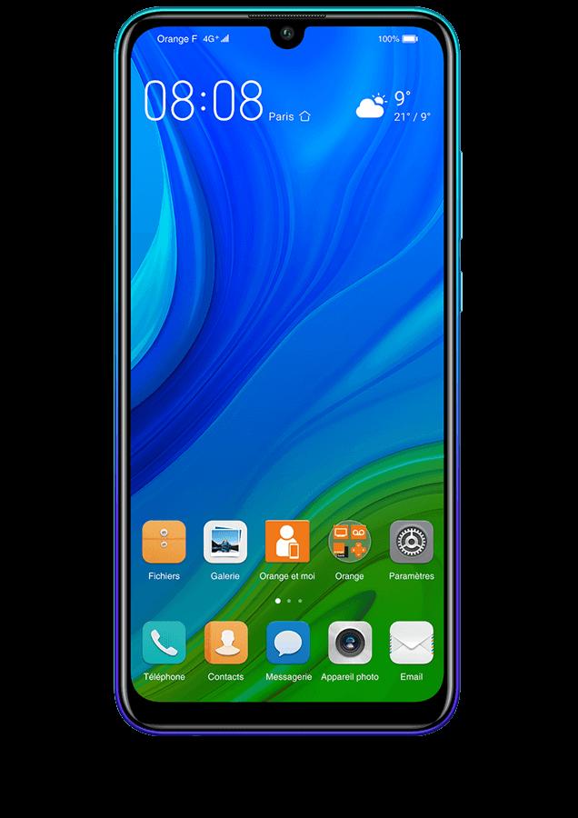P smart 2020 bleu
