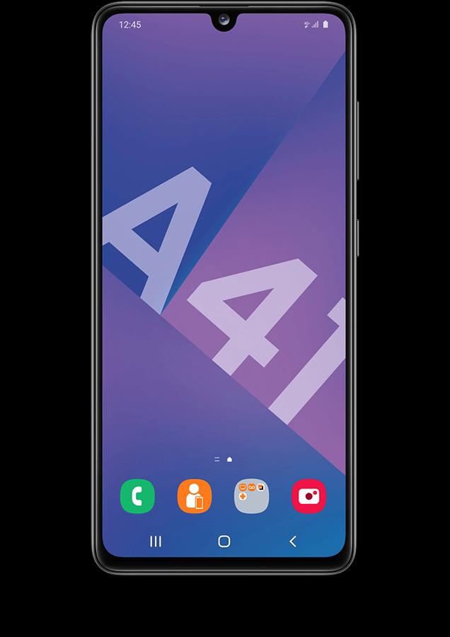 Galaxy A41 noir
