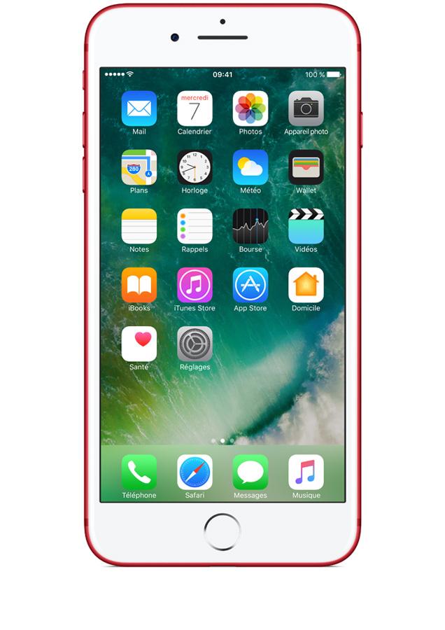 orange forfait iphone 7
