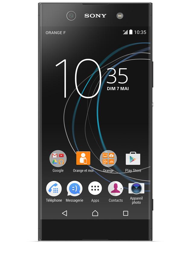Sony xperia xa1 ultra noir avis prix et caract ristiques - Numero de telephone boutique orange la defense ...