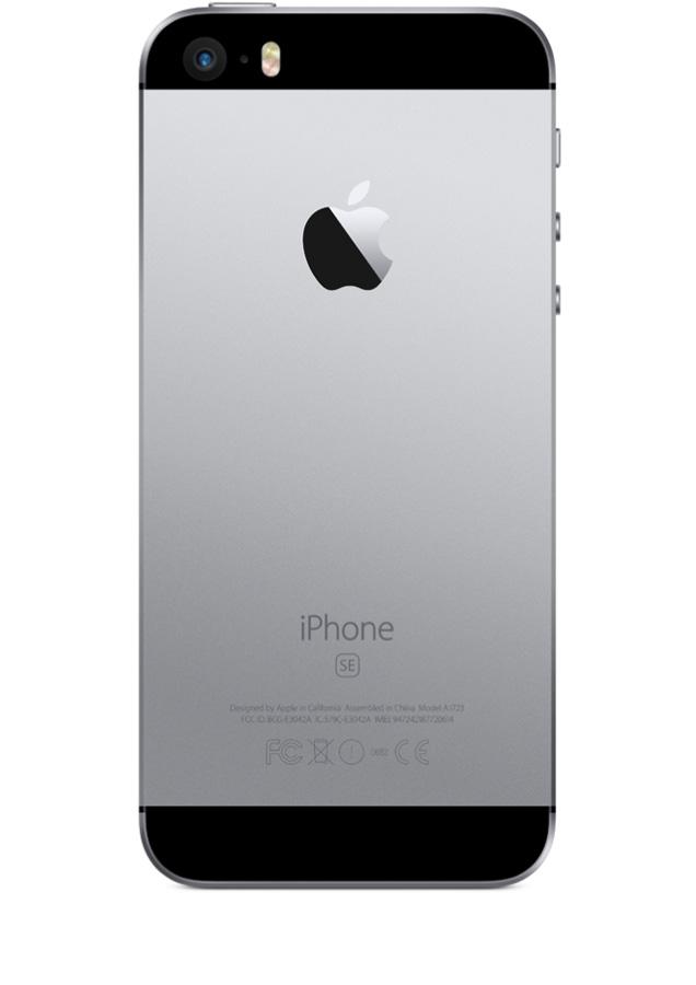 le nouvel iphone se 16go gris sid ral avis caract ristiques prix avec forfait sans. Black Bedroom Furniture Sets. Home Design Ideas